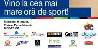 Imaginea articolului: Miscarea Face Bine by Dolce Sport Mamaia, 9 august