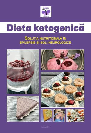 Imaginea reprezentativa pentru articolul: Carte: Dieta ketogenica