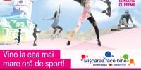 Imaginea articolului: Miscarea Face Bine by Dolce Sport, Brasov, 11 iulie